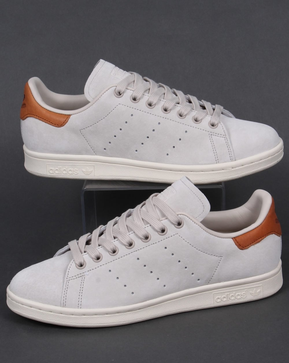 adidas stan smith mens brown