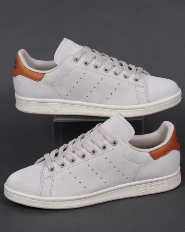 Adidas Stan Smith Trainers Clear Brown