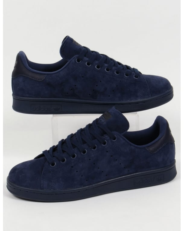 Adidas Stan Smith Trainers Navy/navy/black