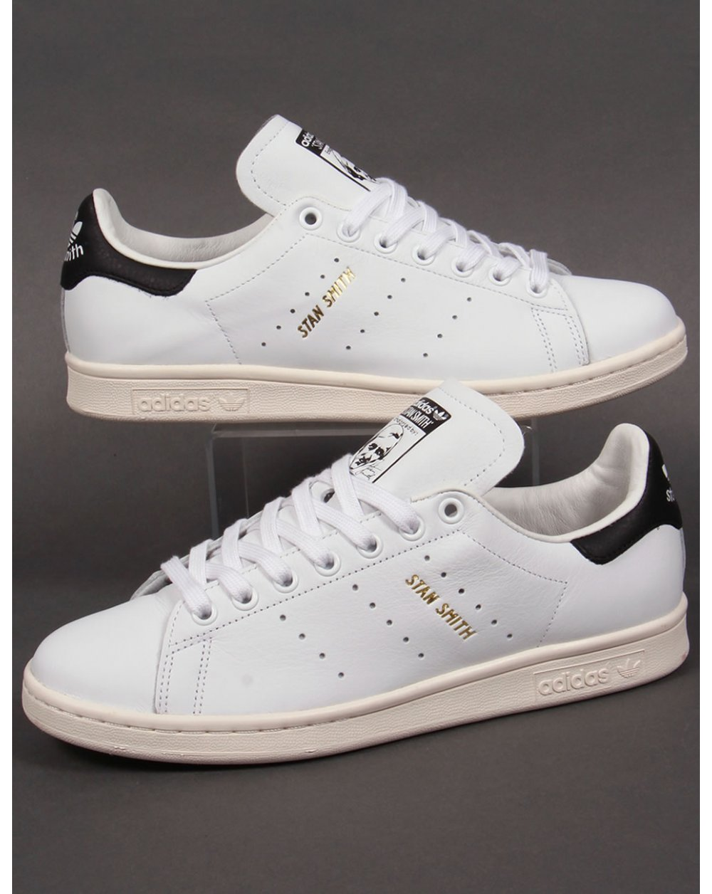 Adidas Stan Smith Black Gold