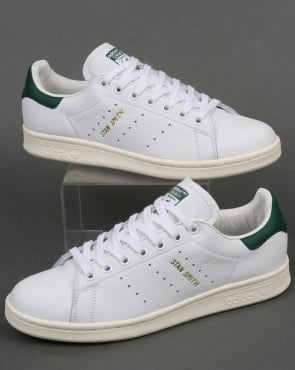 adidas Trainers Adidas Stan Smith Trainers White/Collegiate Green
