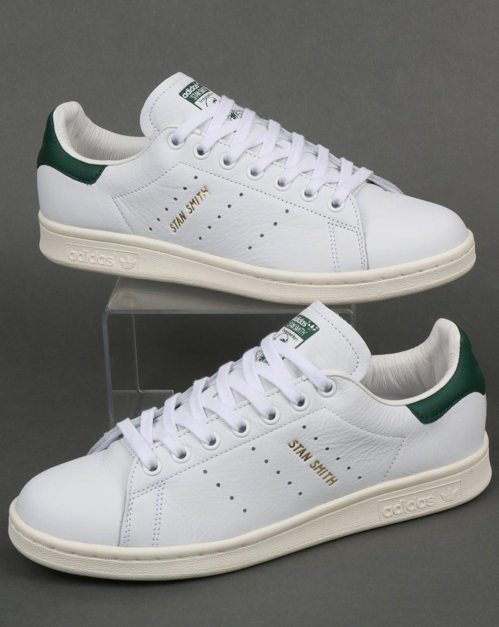 Adidas Stan Smith Trainers WhiteCollegiate Green