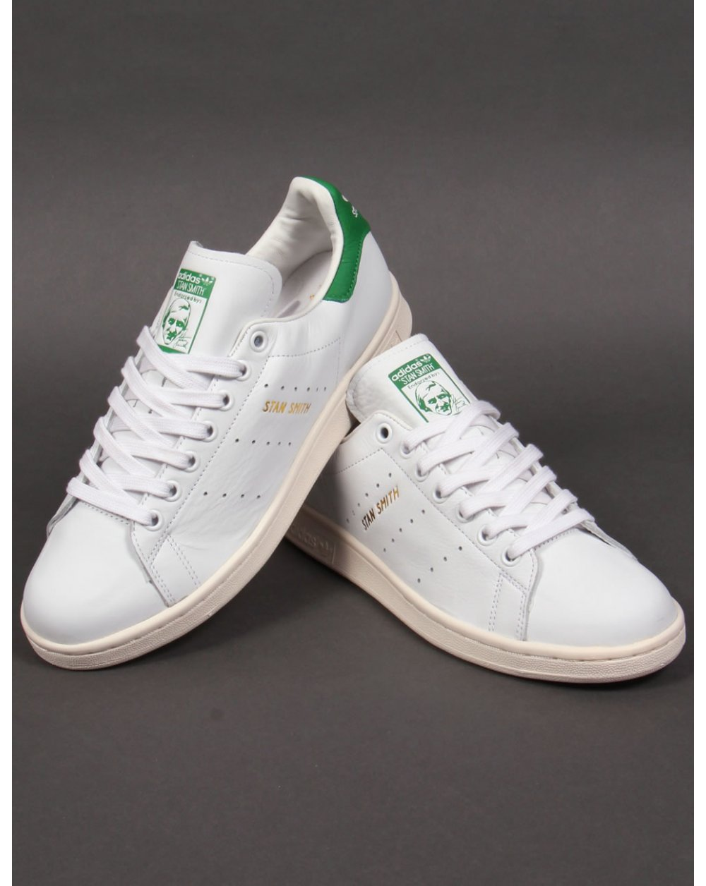 adidas stan smith trainers white green gold originals. Black Bedroom Furniture Sets. Home Design Ideas