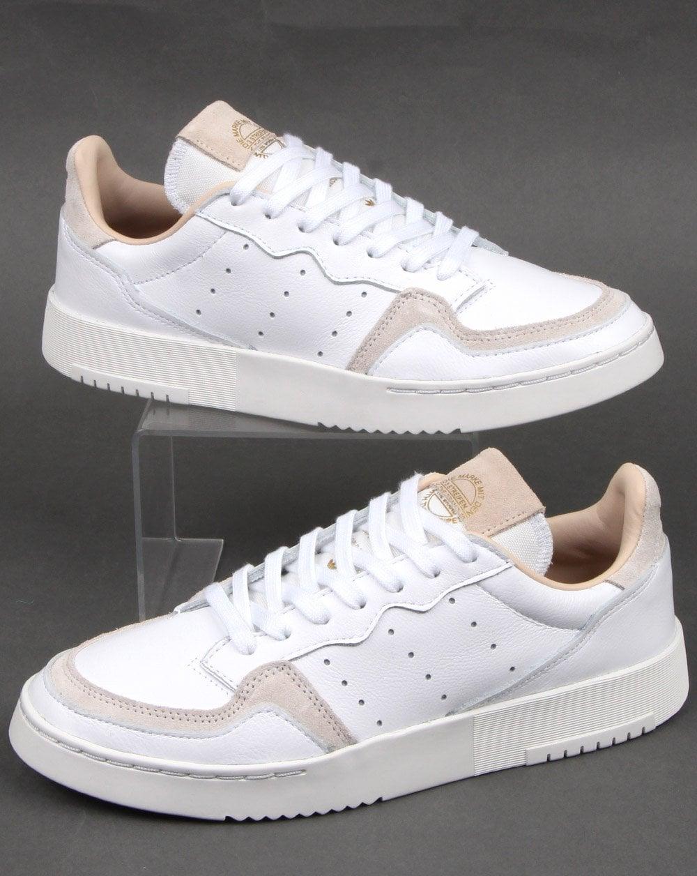Adidas Supercourt Trainers White