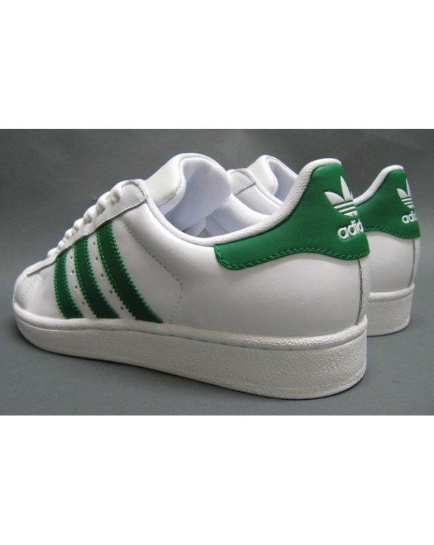 adidas superstar 2 green