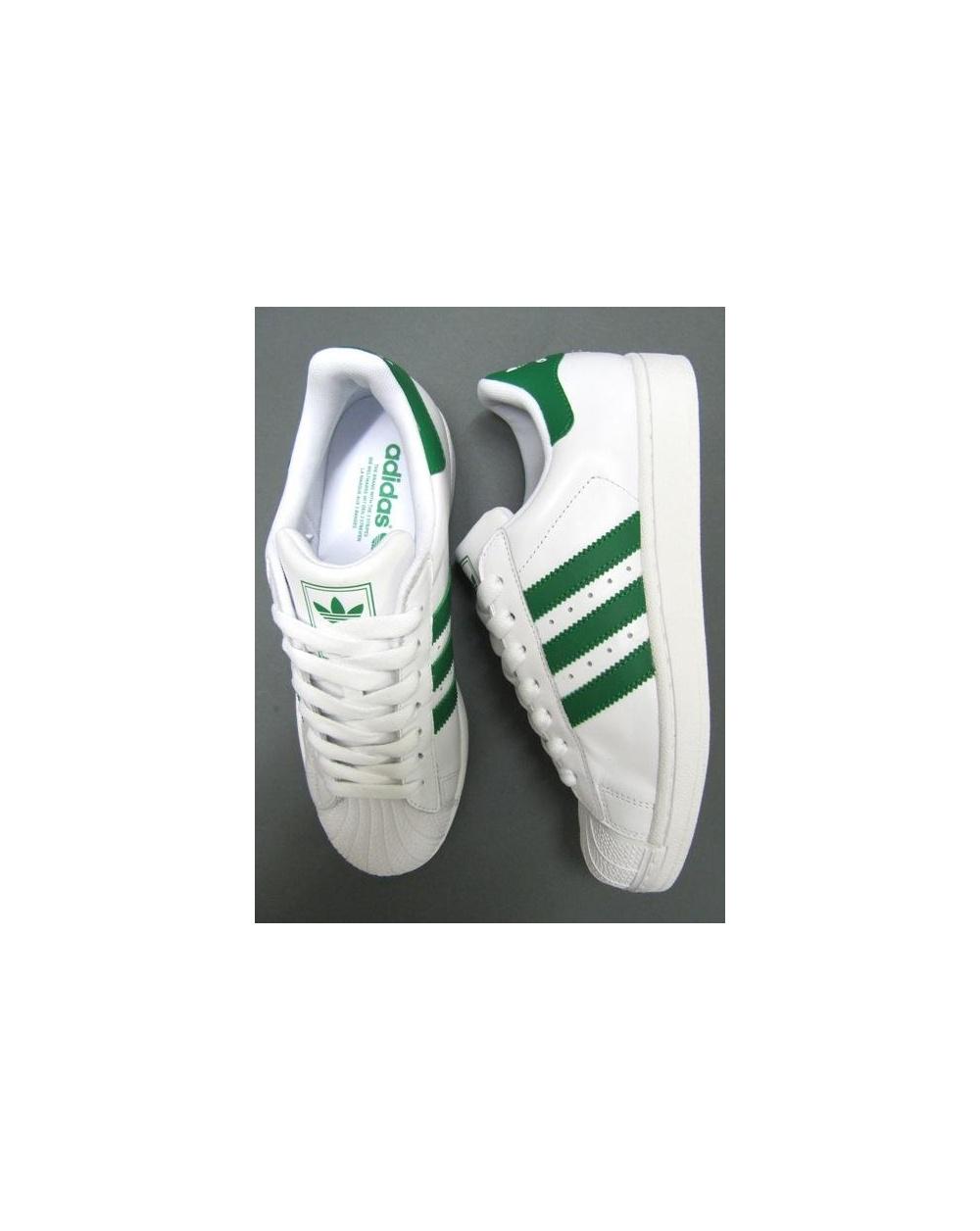 Adidas Superstar 2 Strisce Bianche Bianche EdYAoeTxMz