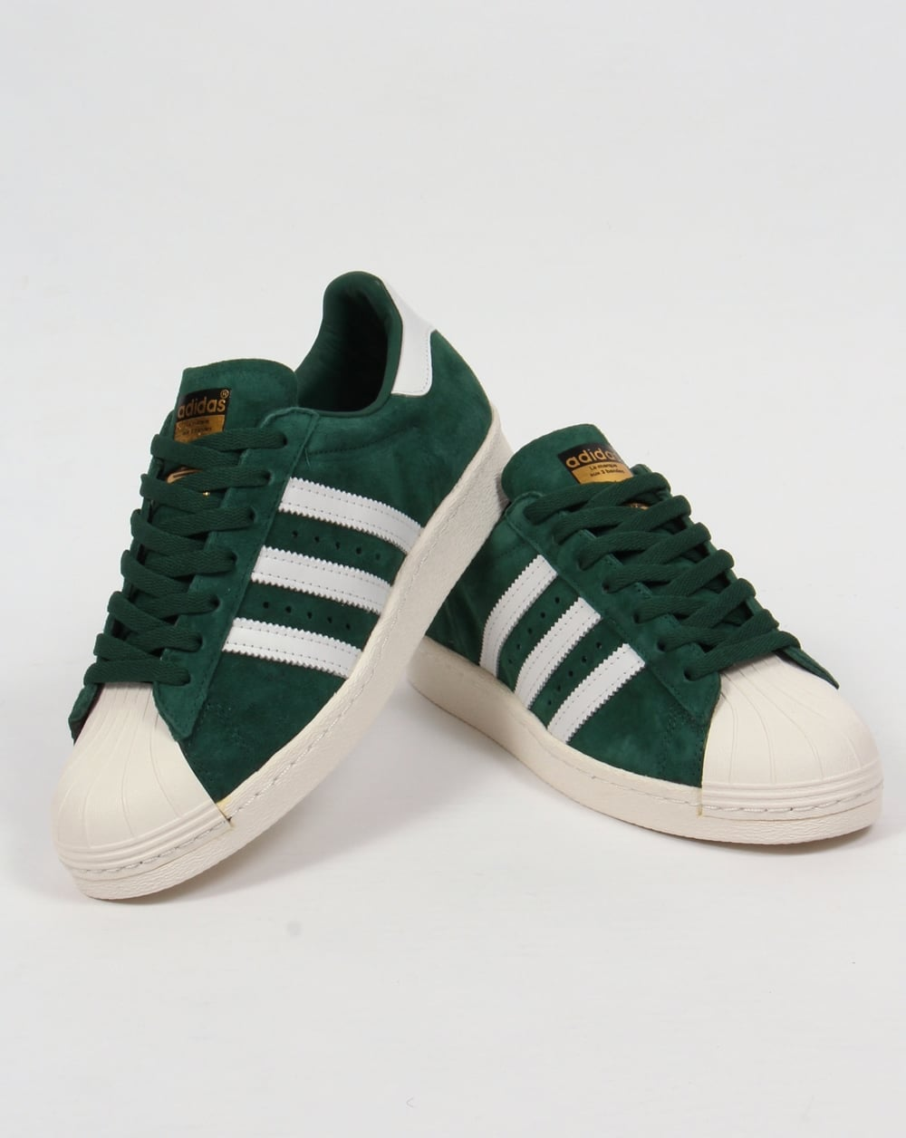 Kids Shoes | Adidas Superstar 80s Metal Toe Trainers (Kids
