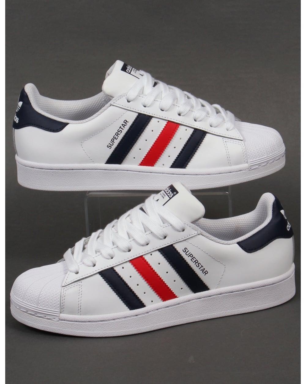 Adidas Superstar Navy