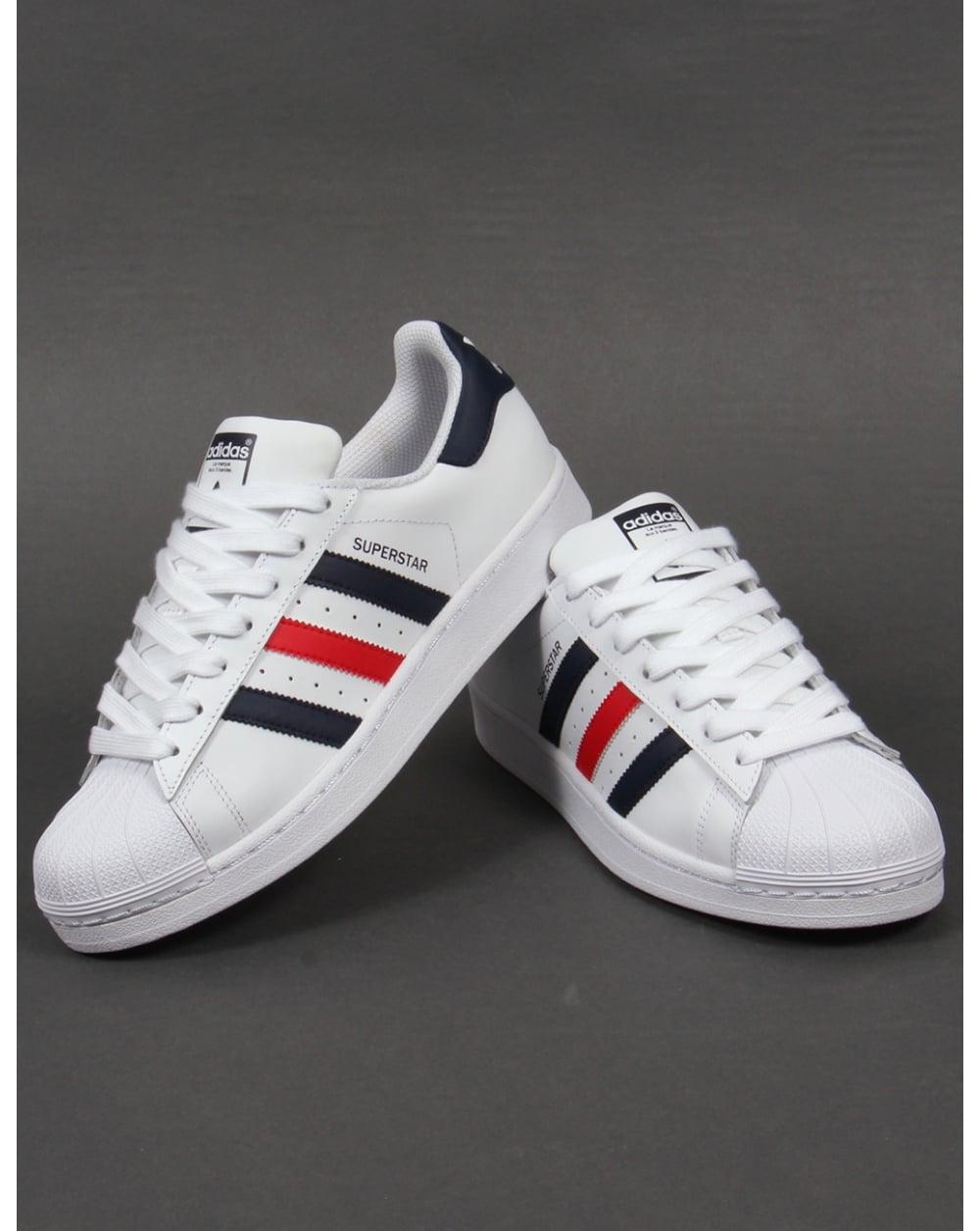 Adidas Superstar Foundation White Black herbusinessuk.co.uk