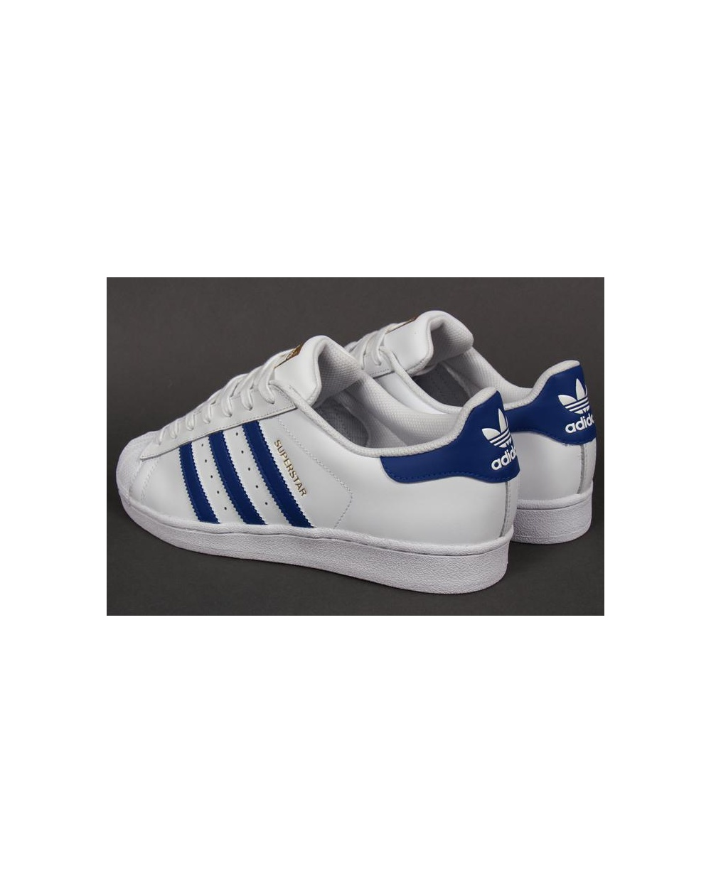 adidas Superstar Foundation Mens B27136 White Shell Toe Originals