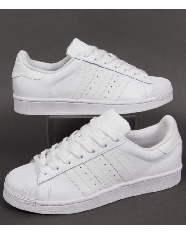 Adidas Superstar Foundation Trainers White/white