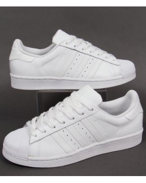 Adidas Trainers Adidas Superstar Foundation Trainers White/white