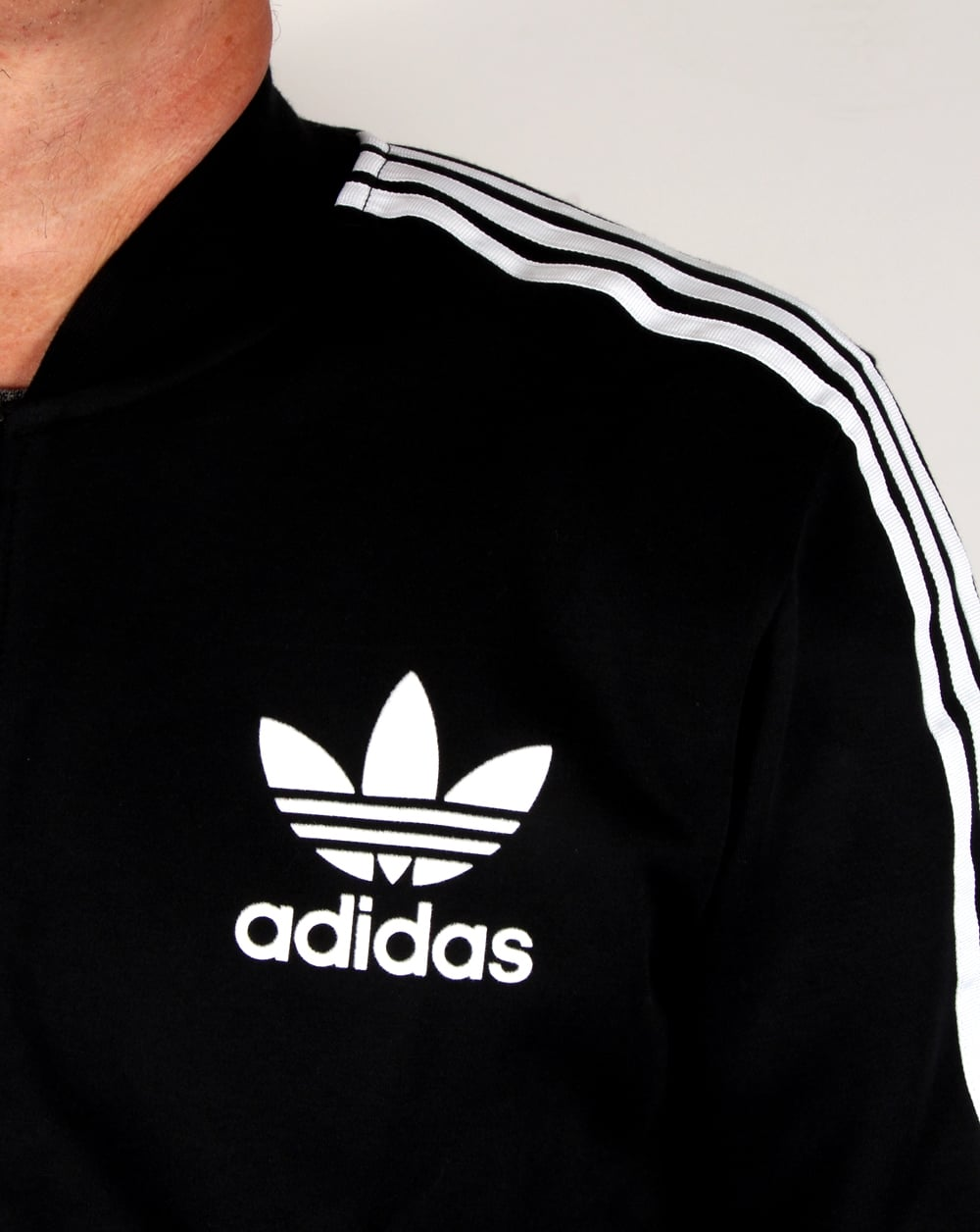 Adidas Superstar Jakke Stor nqprhOm3