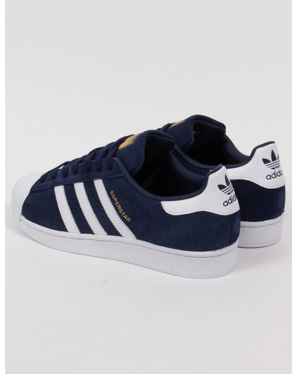 Adidas Superstar Suede Trainers