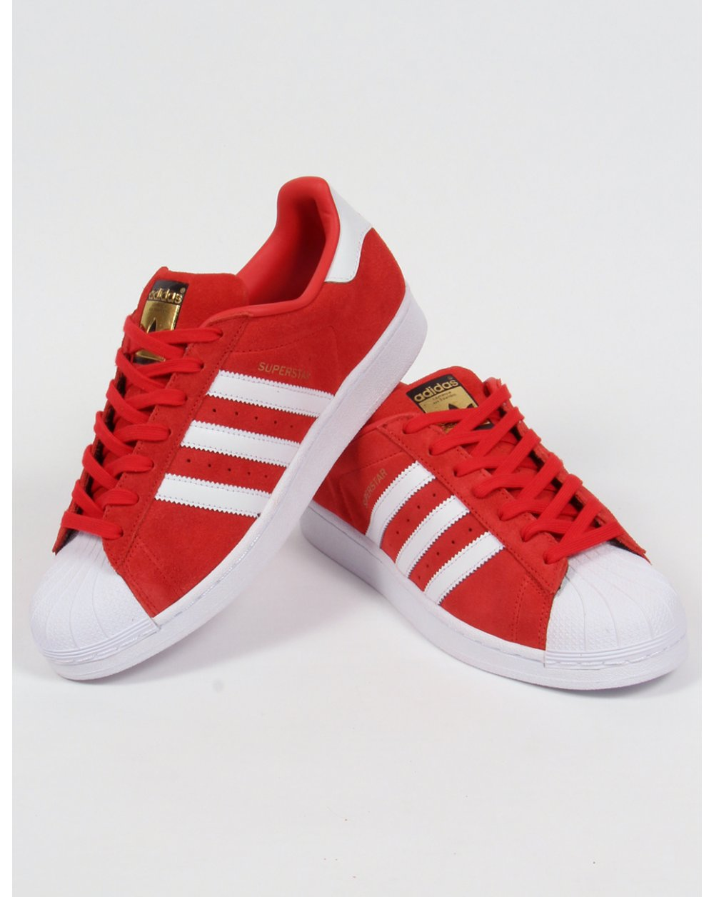 21f0bfb4336c adidas superstar original red adult adidas superstar adidas superstar metal toe  high top