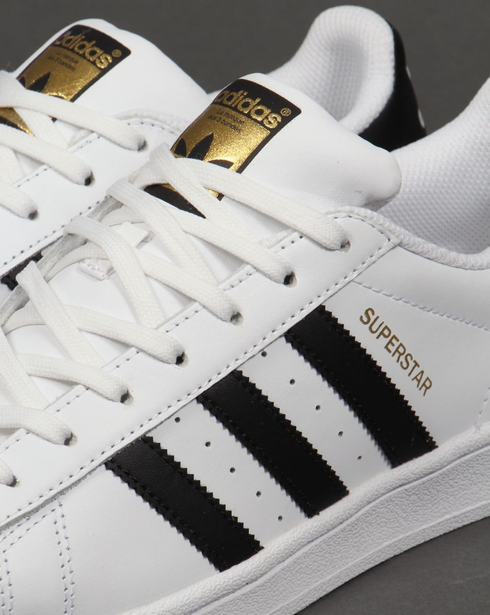addidas superstar trainers