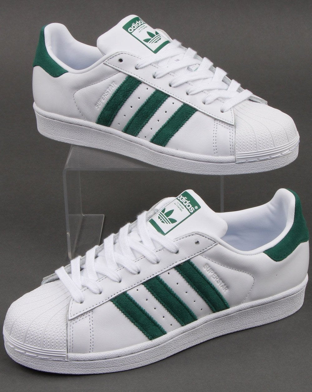 adidas trainers white and green off 75% - www.usushimd.com
