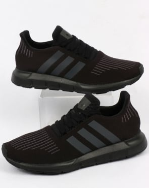 adidas Trainers Adidas Swift Run Trainers Black