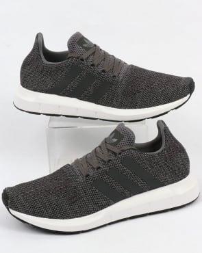 adidas Trainers Adidas Swift Run Trainers Grey/Black