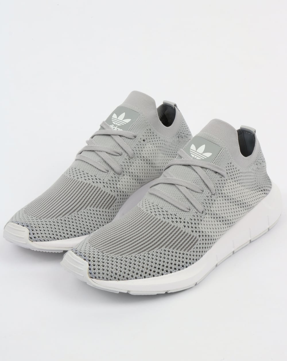 new product d64ee 0ee87 adidas Trainers Adidas Swift Run Trainers Grey White