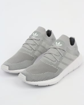 adidas Trainers Adidas Swift Run Trainers Grey/White