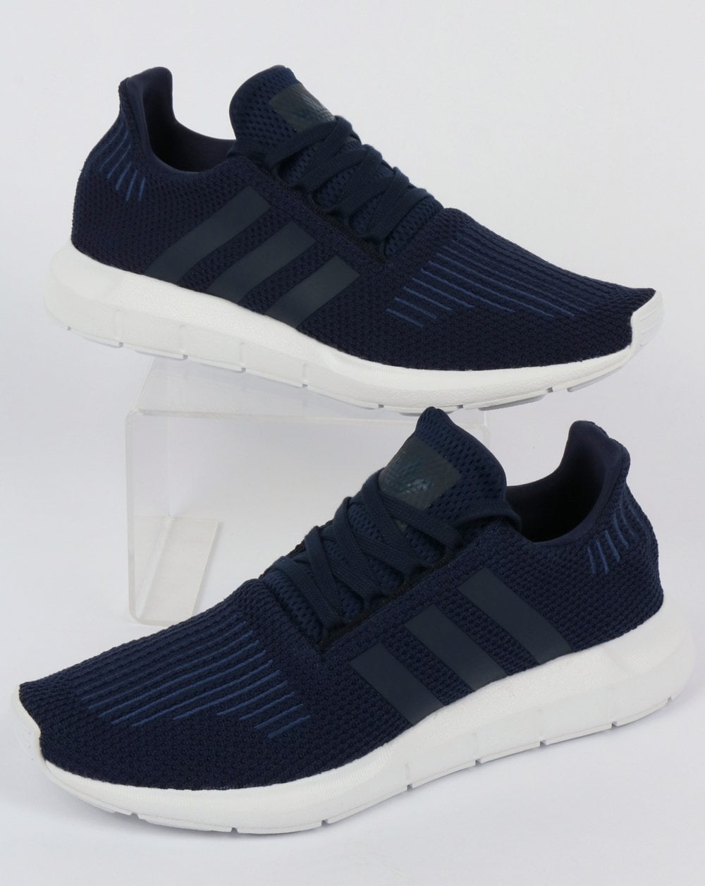 32d554607016 adidas Trainers Adidas Swift Run Trainers Navy White