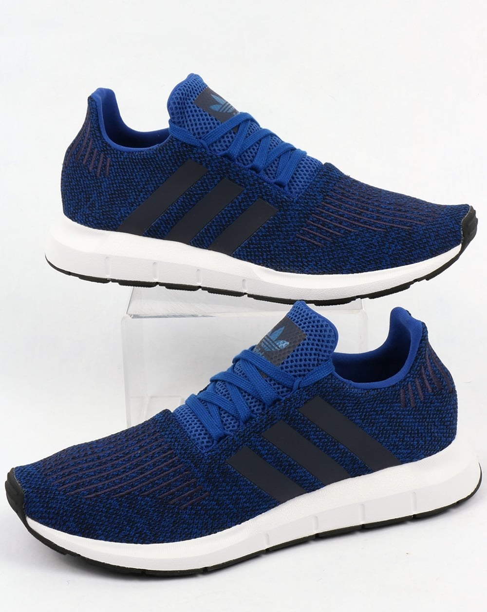 adidas swift run trainers royal blue ink shoes running prime knit runners mens. Black Bedroom Furniture Sets. Home Design Ideas