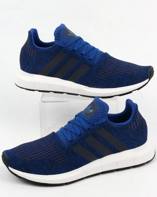 Adidas Swift Run Trainers Royal Blue/Ink