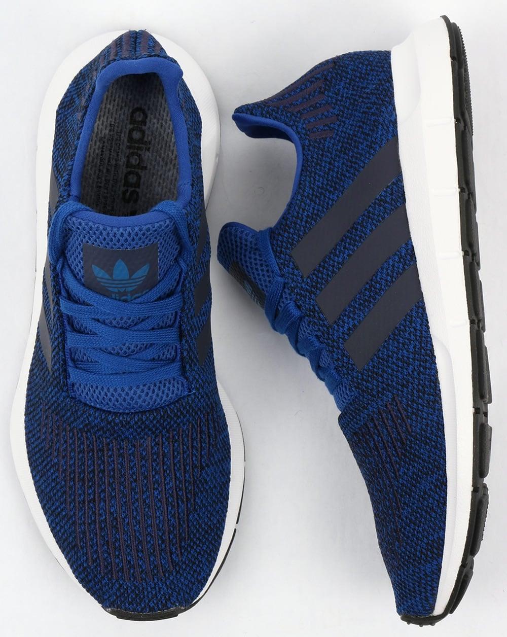 6fe98bb3 Adidas Swift Run Trainers Royal Blue/Ink