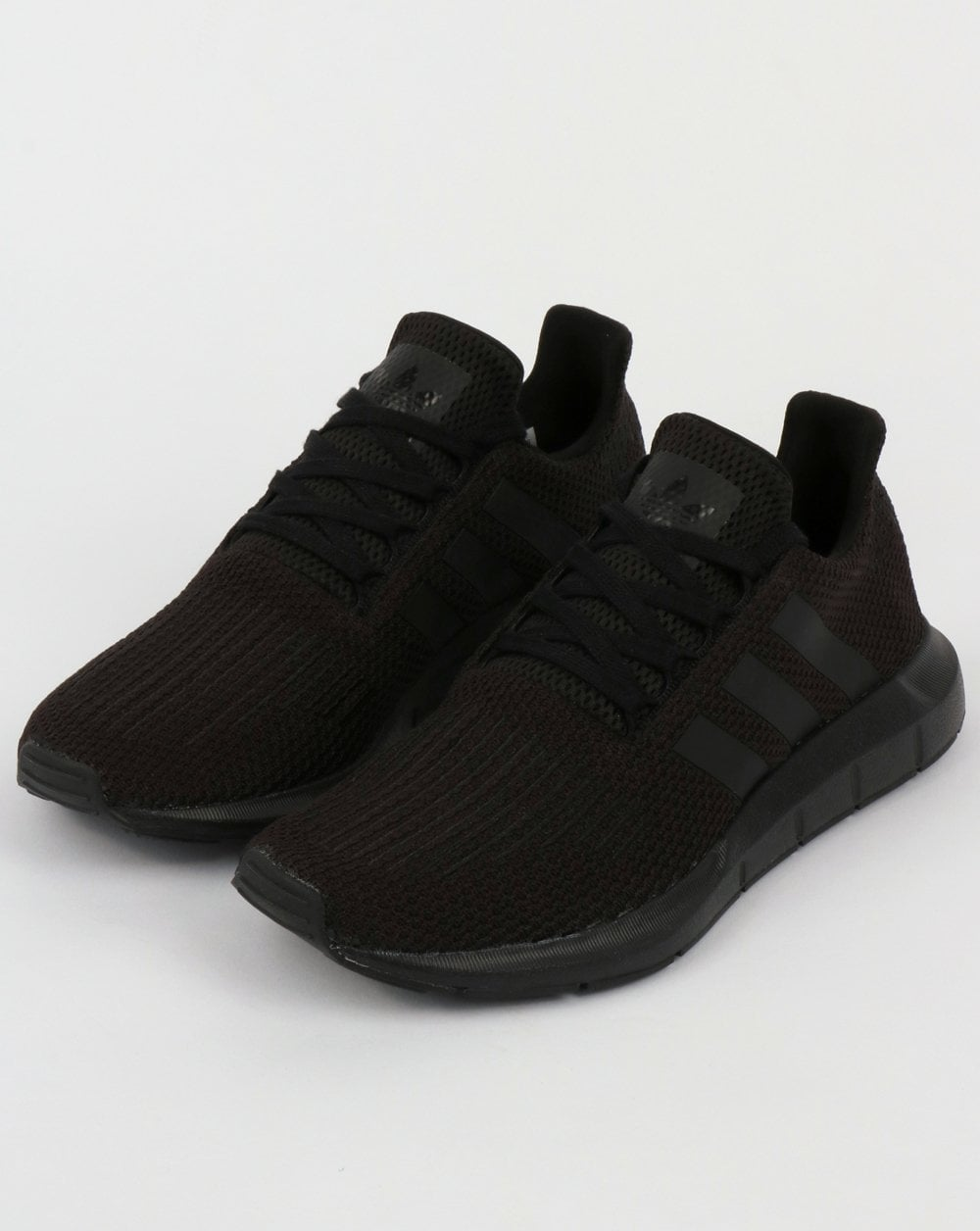 ebc8e5d360 Adidas Swift Run Trainers Triple Black