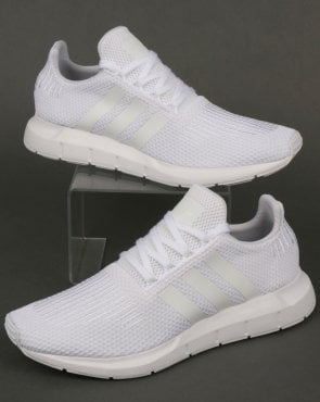 adidas Trainers Adidas Swift Run Trainers Triple White