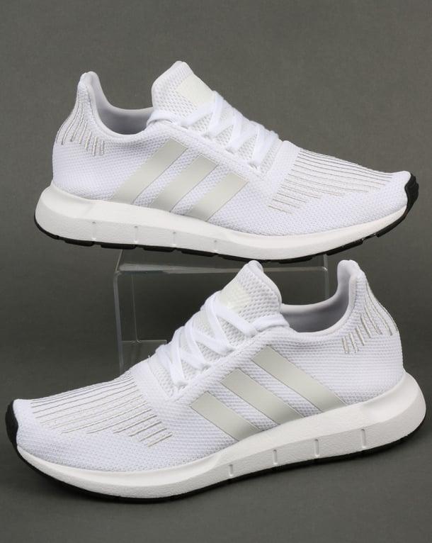 Adidas Swift Run Trainers White