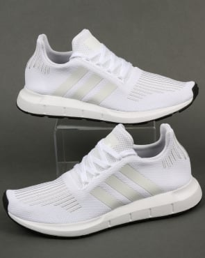 adidas Trainers Adidas Swift Run Trainers White