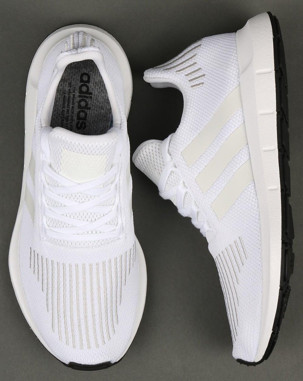 437d5e1a56719 Adidas Swift Run Trainers White