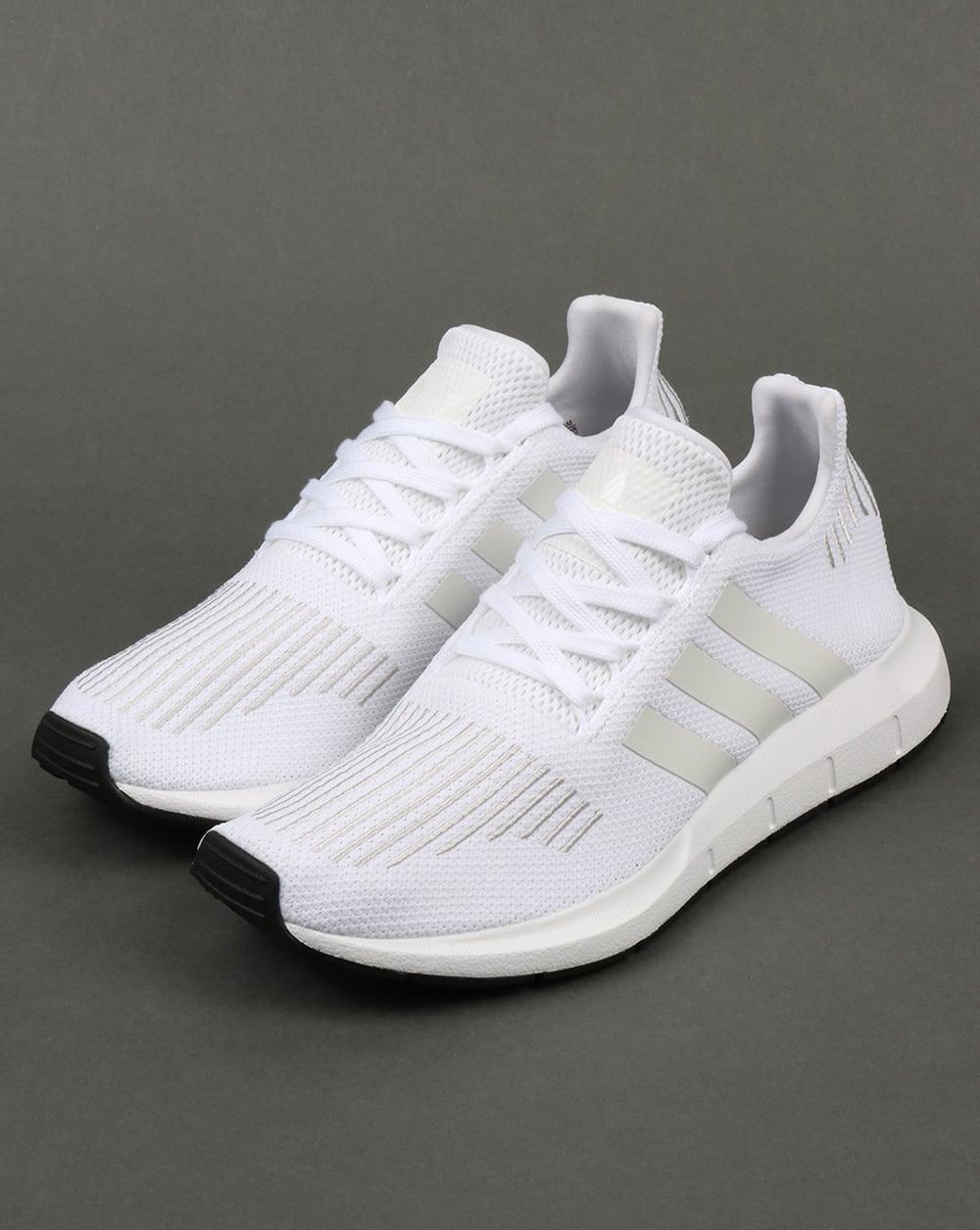 633c381c557 Adidas Swift Run Trainers White