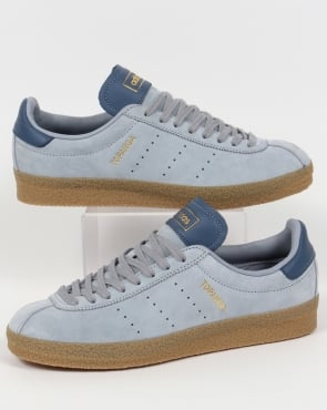 Adidas Trainers Adidas Topanga Clean Trainers Frosted Grey/ Ink