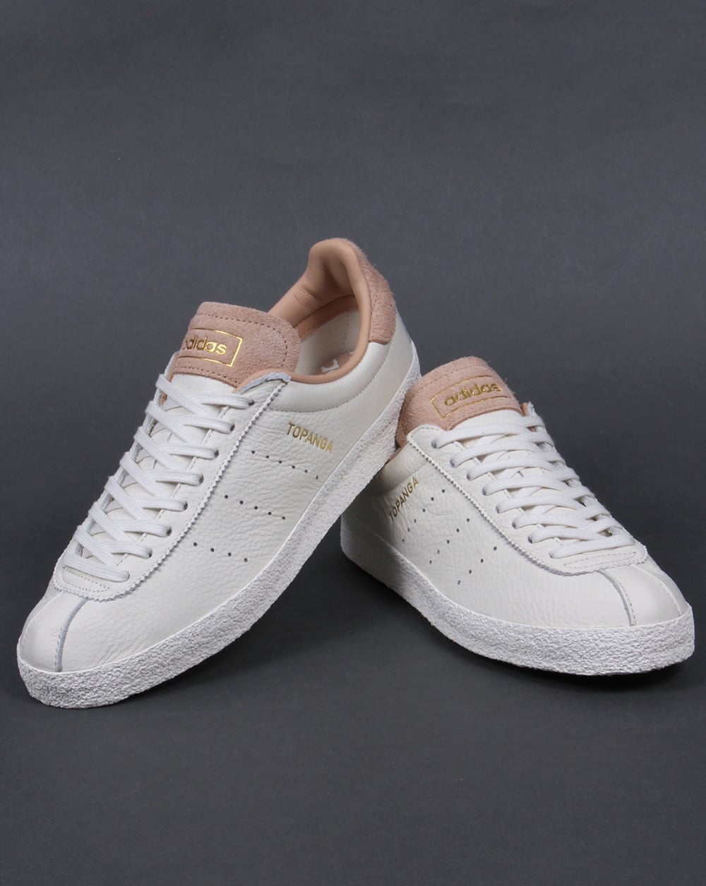 Adidas Topanga Trainers Off White, Originals, Clean