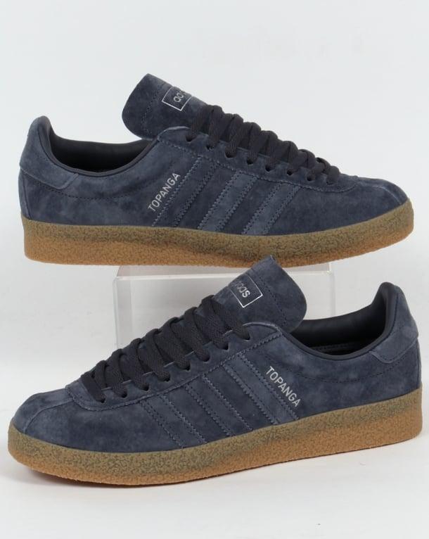 Adidas Topanga Trainers Utility Blue