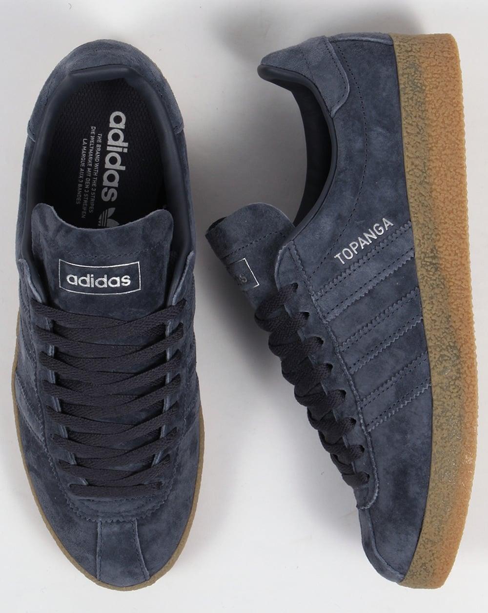 adidas originals topanga utility blue