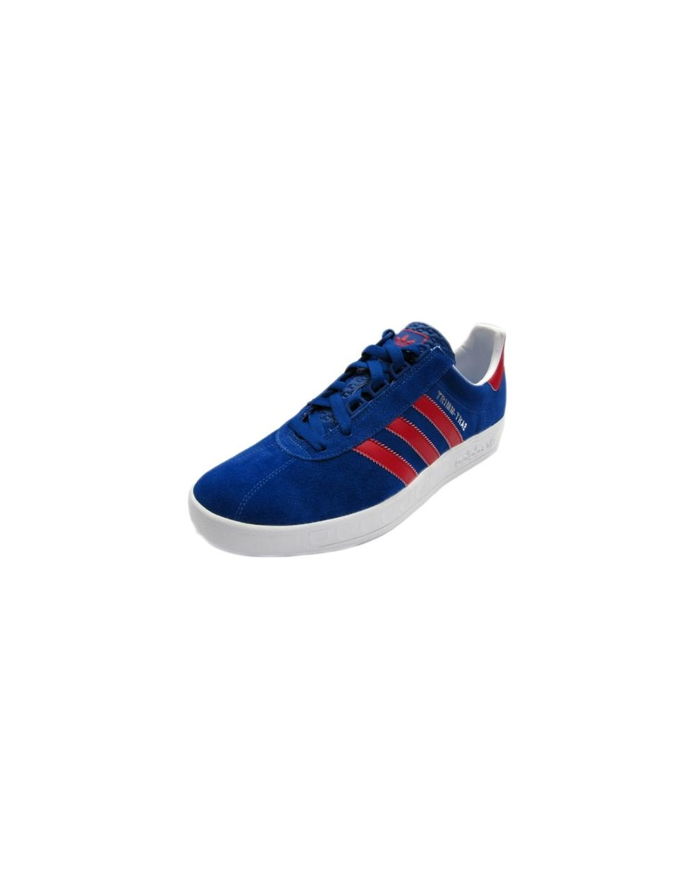 8d5245d03 Adidas Trimm Trab Trainers Royal Blue Red - Adidas Trimm Trab