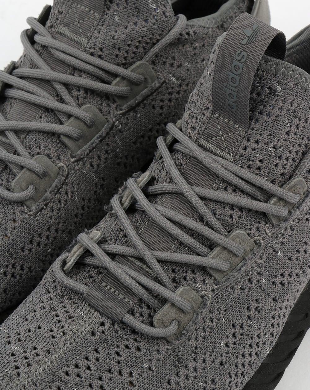 super popular aad9c 7951e Adidas Tubular Doom Sock Trainers Grey/Black/White