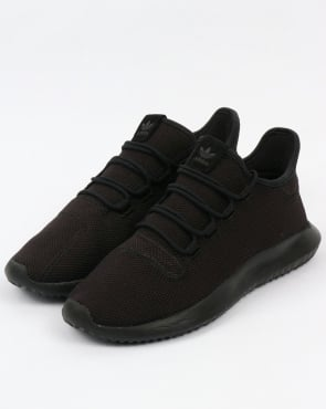 adidas Trainers Adidas Tubular Shadow Trainers Black