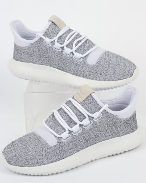 adidas Trainers Adidas Tubular Shadow Trainers White/Grey