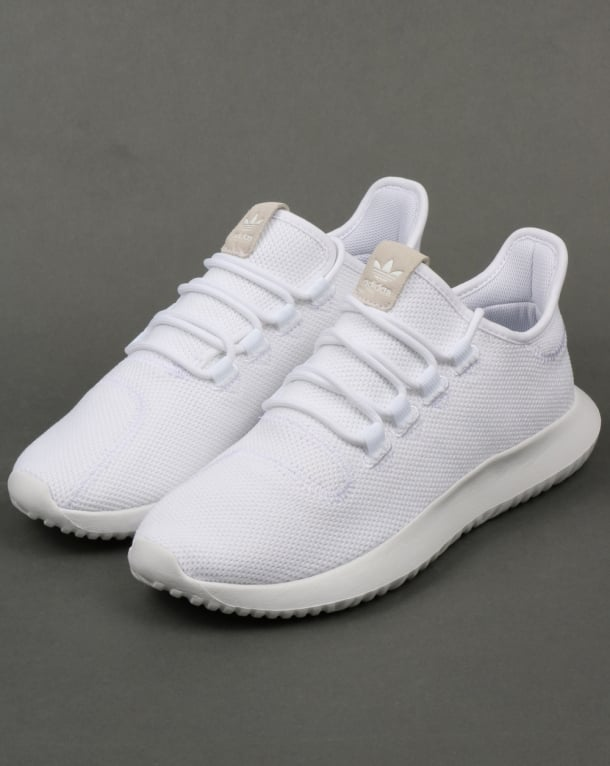 Adidas Tubular Shadow Trainers White