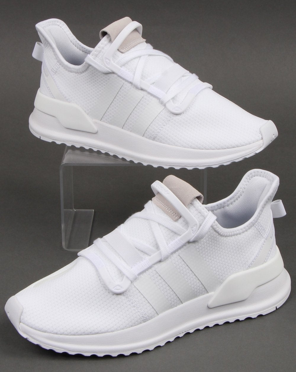 Adidas U_path Run Trainers White. Shop