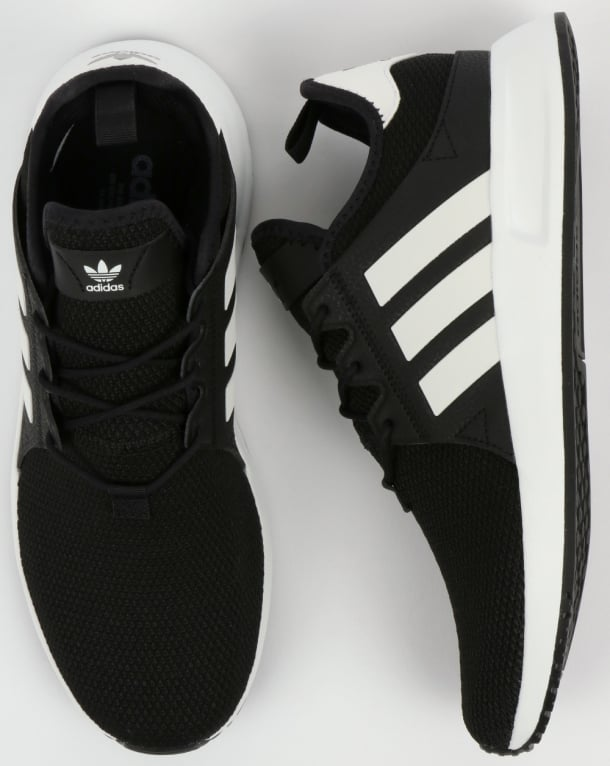 Adidas Trainers Adidas X_plr Trainers Black/white