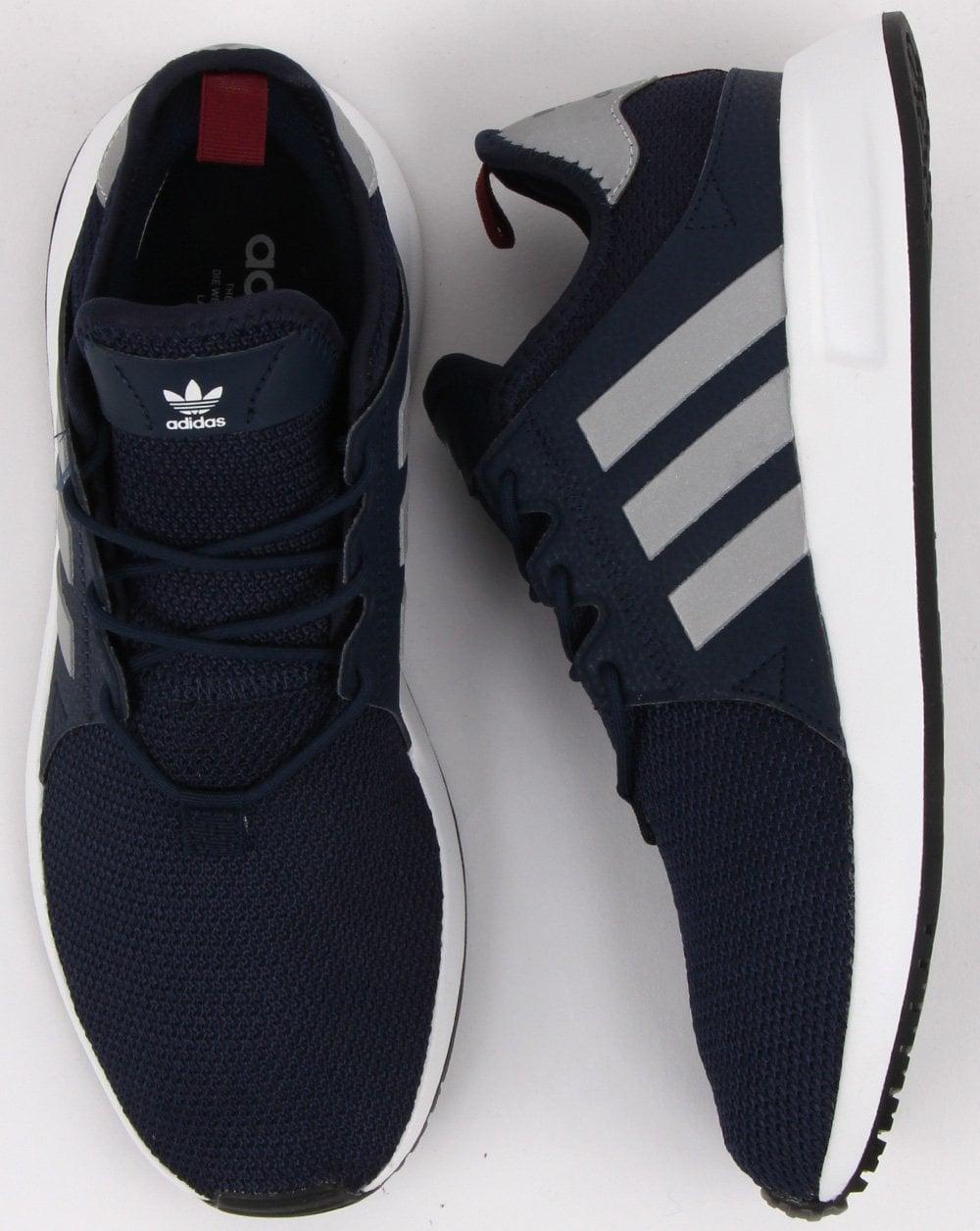 adidas x_plr navy white