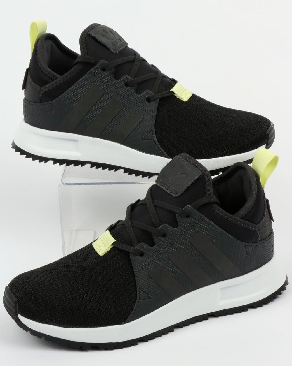 wholesale dealer f1b72 7d518 adidas Trainers Adidas XPLR Snkrboot CarbonBlackWhite