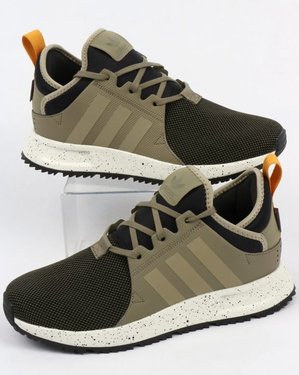 Adidas XPLR Snkrboot Trainers Trace Cargo/Black
