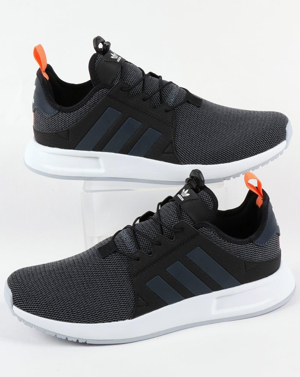 Adidas XPLR Trainers Black/Bold Onix
